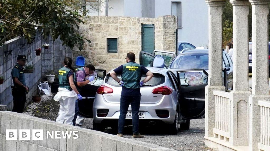 Spain in shock as children witness family's triple murder