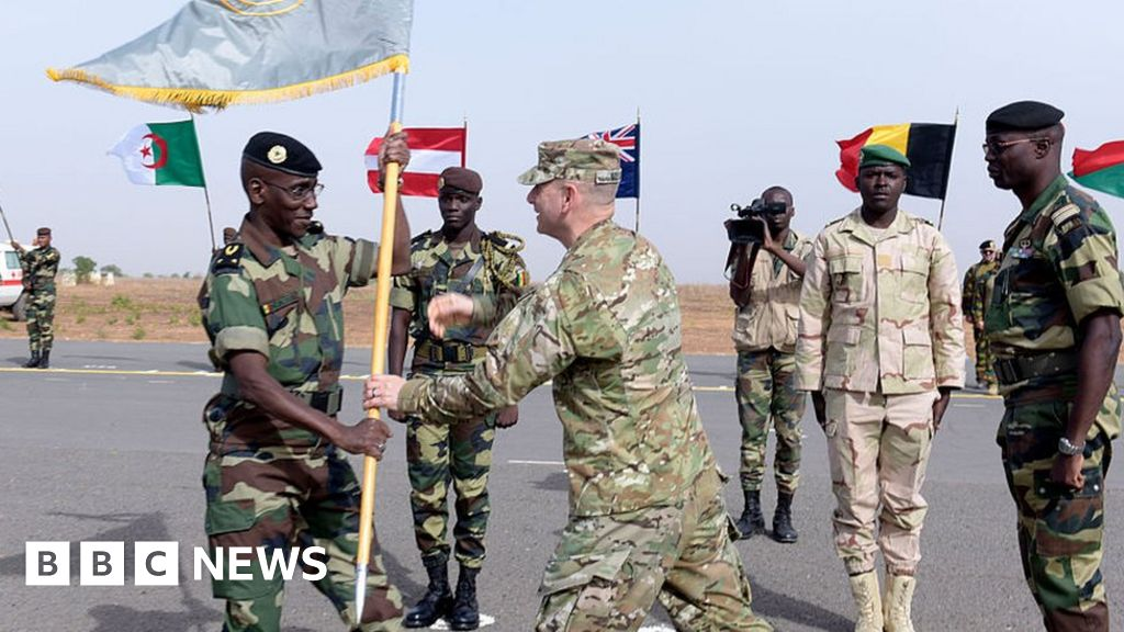 US cuts Africa troops amid Russia focus