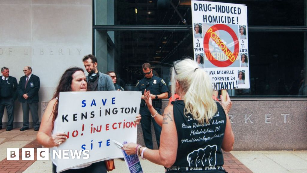 Plans for first US 'safe injection site' derailed