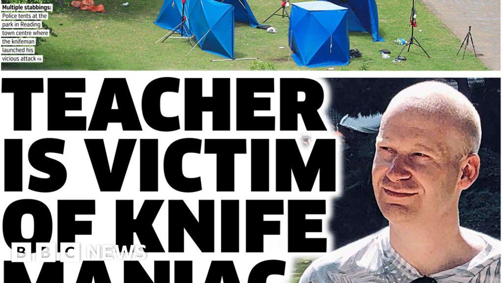 """Headlines: suspected  on MI5 radar"""", plus victims honors"""