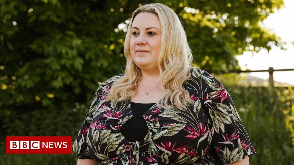 Living with obesity: My genes mean I'm hard-wired to store fat
