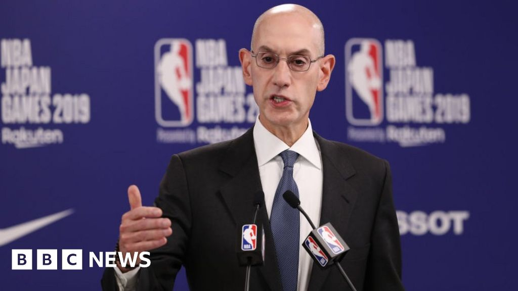 NBA boss Adam Silver defends freedom of speech amid China row