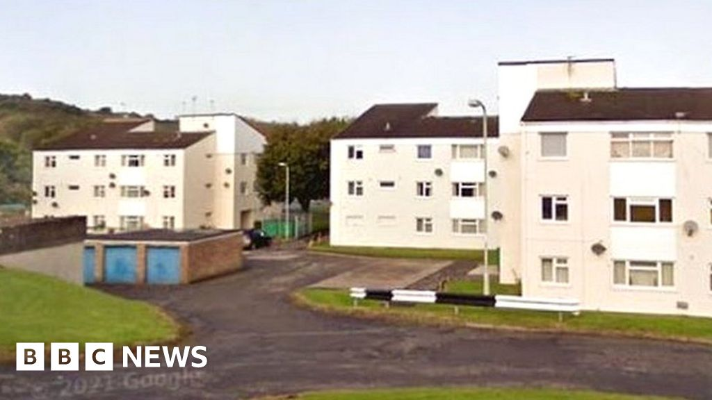 Three hurt in Bridgend suspected armed burglary