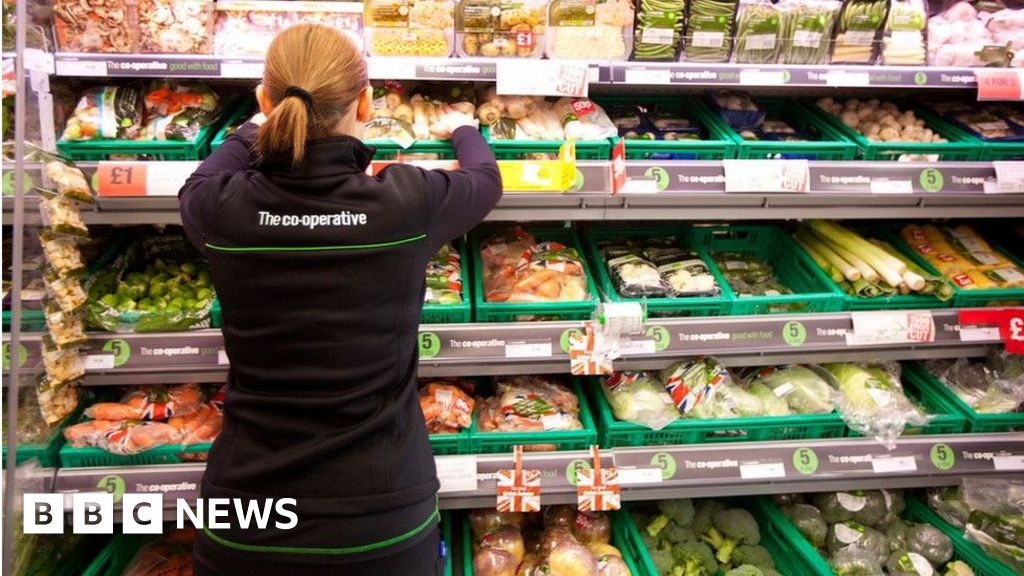 Co-op faces equal pay claims from shop workers