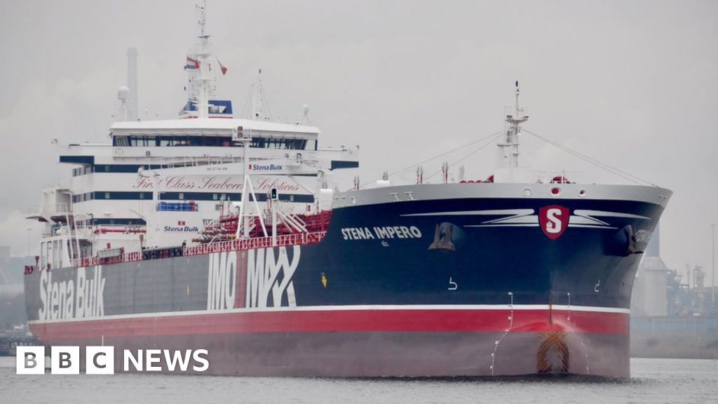 Iran seizes British tanker in Strait of Hormuz