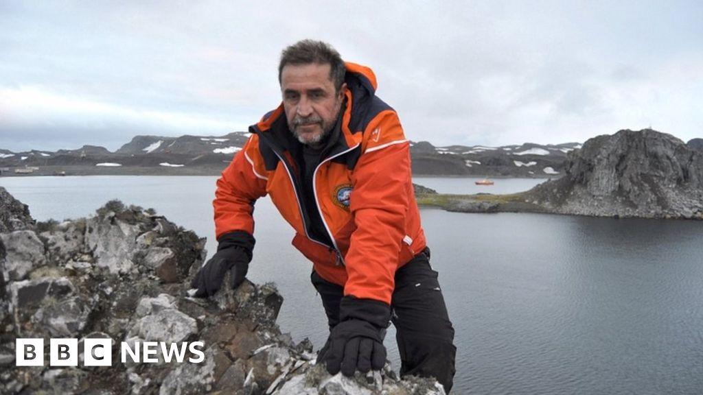 Spanish navy captain Javier Montojo Salazar dies in Antarctica