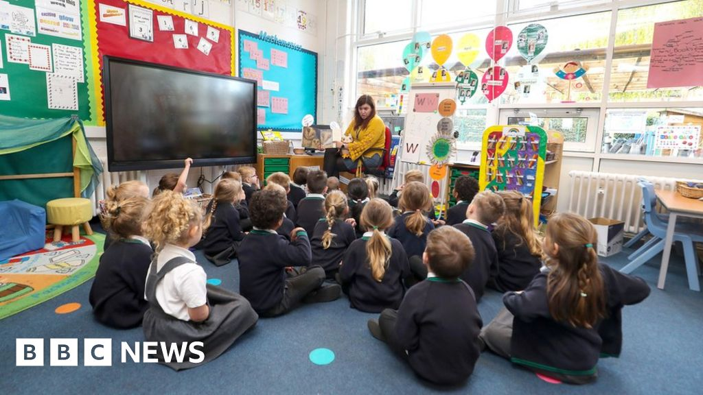 Primary Schools Reopening Call For Remote Learning As Covid Cases Rise Bbc News