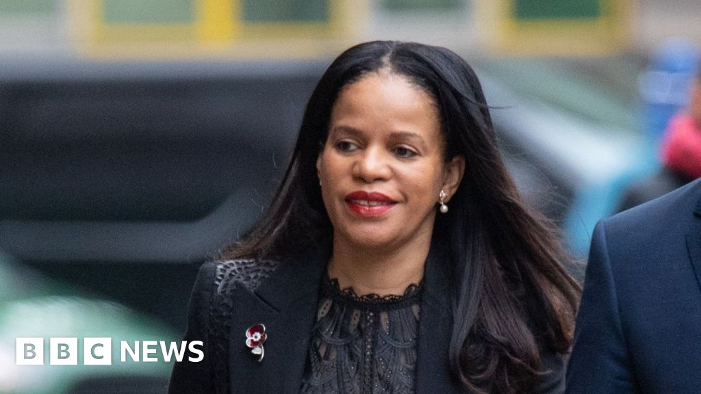 Claudia Webbe: Leicester MP denies harassment charge - BBC ...