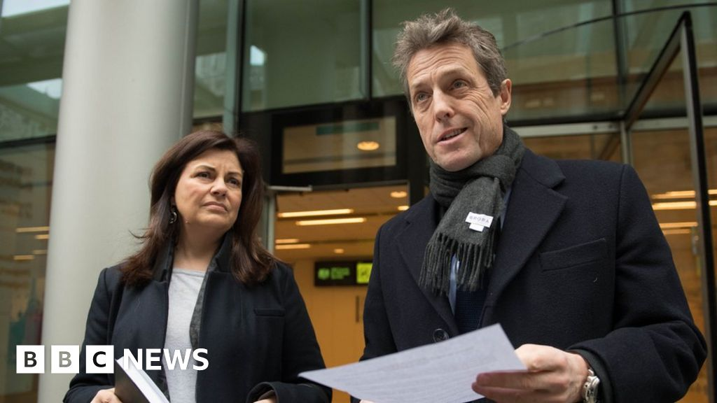 Grant settles hacking claim against the Mirror