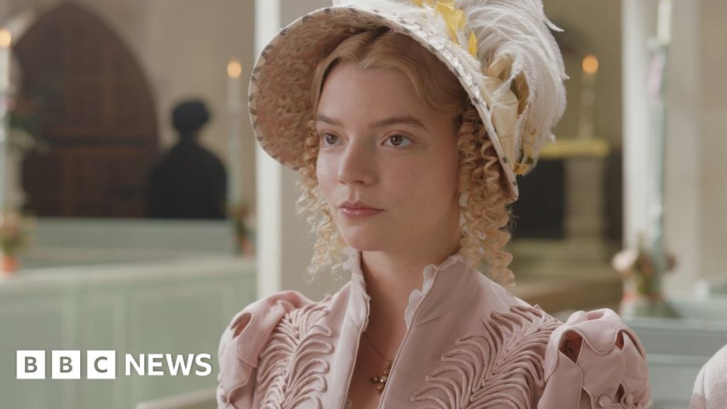 Why Austen's Emma would be 'queen of social media'