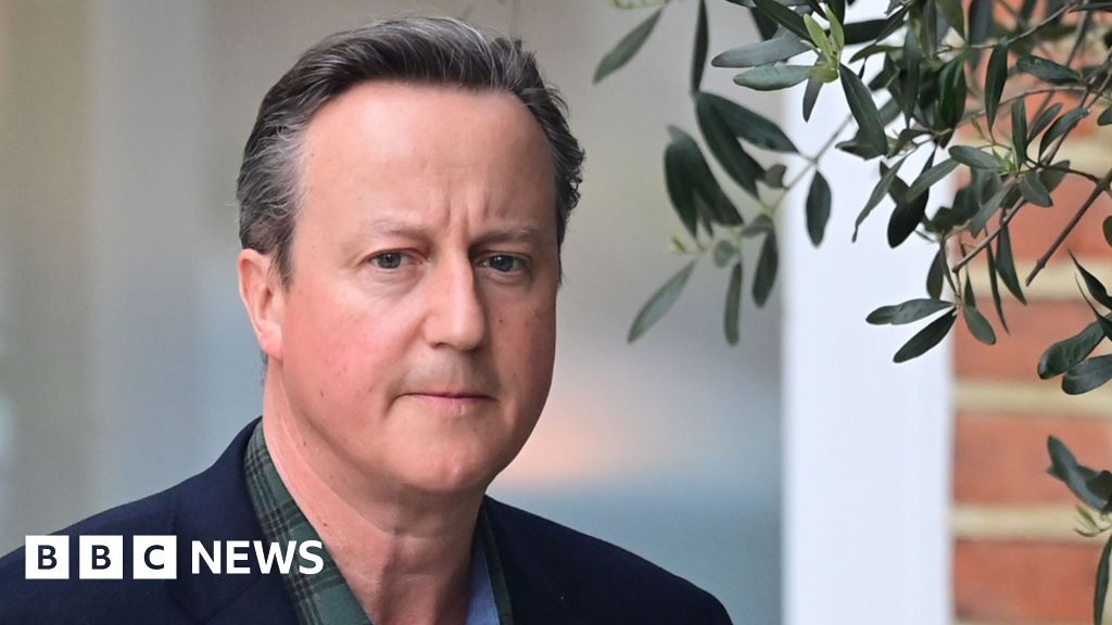 David Cameron lacked judgement over Greensill, MPs' report says