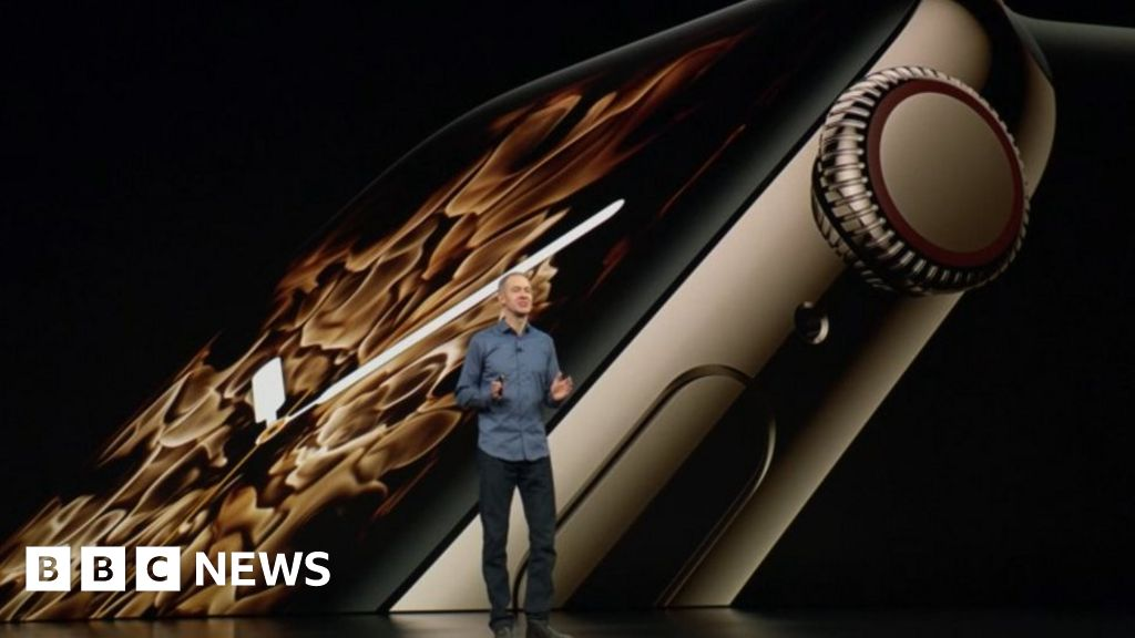 Apple unveils next-generation Watch