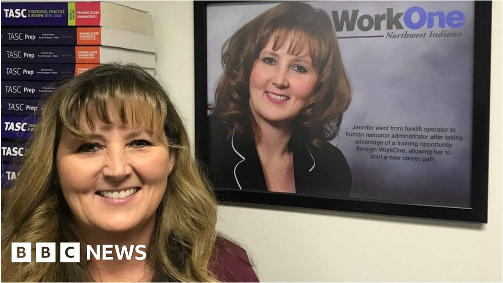 'My job went abroad because of globalisation'