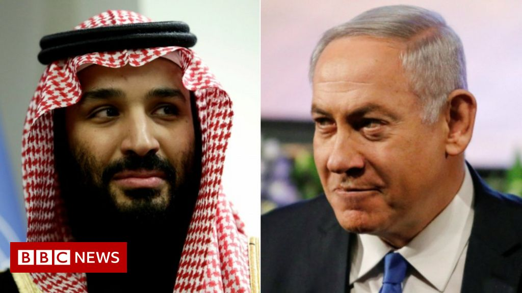 Israel and Saudi Arabia: The relationship emerging into the open