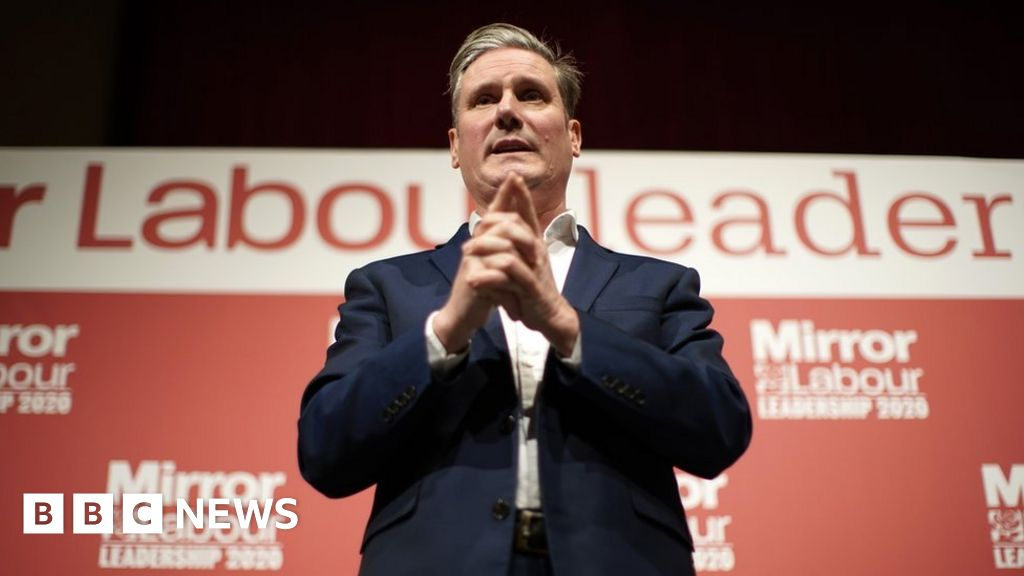 Keir Starmer: I sell hated me to the party-members