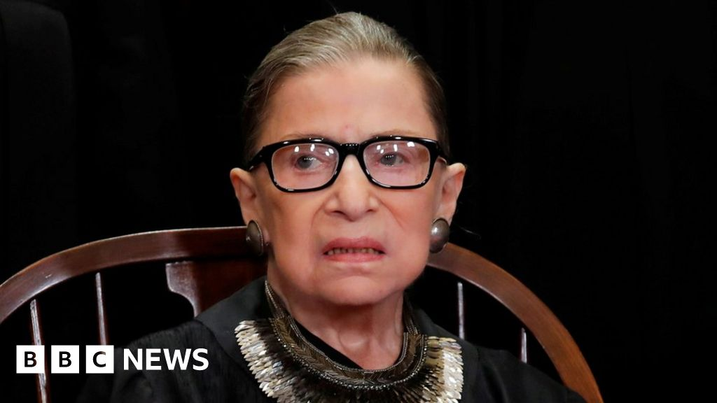 Ruth Bader Ginsburg to have cameo in The Lego Movie 2 - BBC News