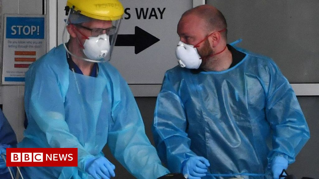 Coronavirus: Personal protective equipment for delivery to the UK from Turkey is delayed