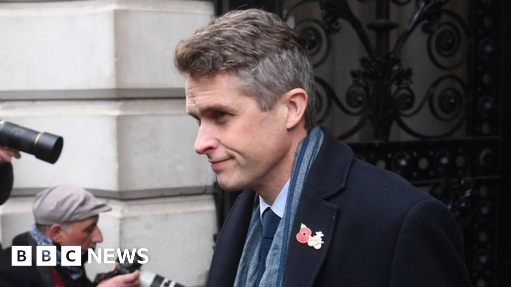 Coronavirus: UK got vaccine first because it's 'a better country', says Gavin Williamson