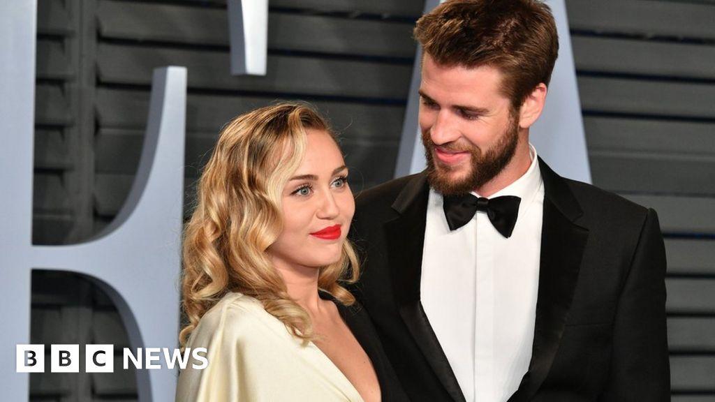 Miley Cyrus confirms marriage to Liam Hemsworth