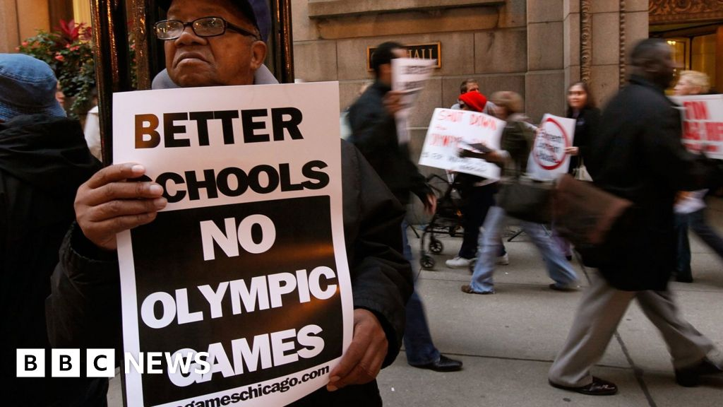 Olympic Games: Why cities are snubbing the 'greatest show on Earth'
