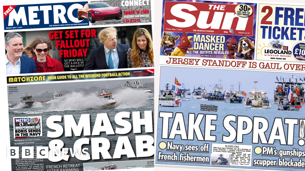 Newspaper headlines: 'Smash and crab' and cheap tests for British travellers