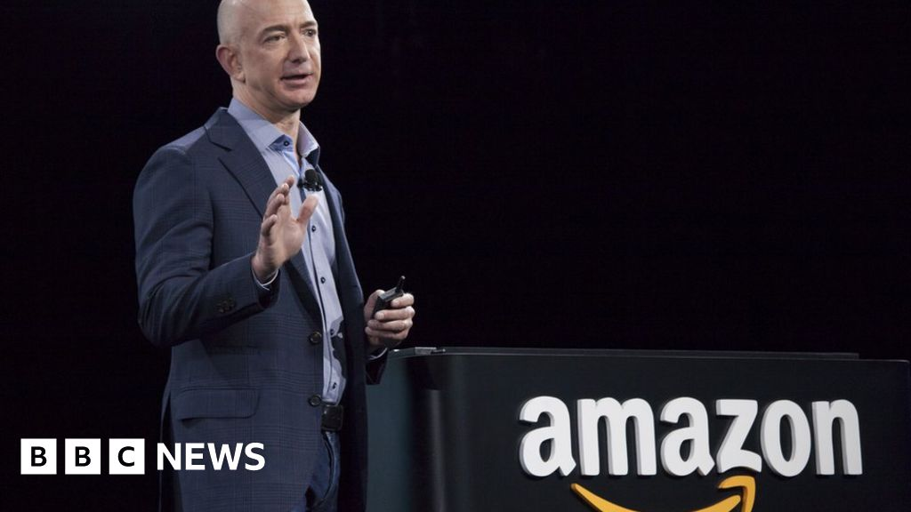 Amazon's Jeff Bezos beats Bill Gates in new rich list