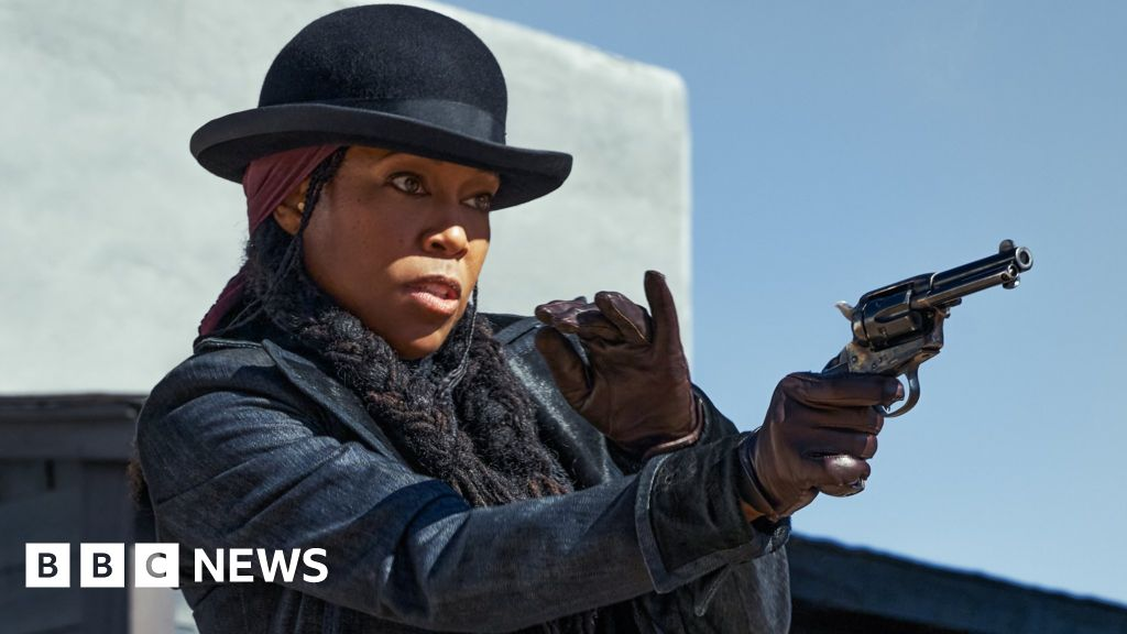 The Harder They Fall:  Raising hell  in Netflix s all-black Western