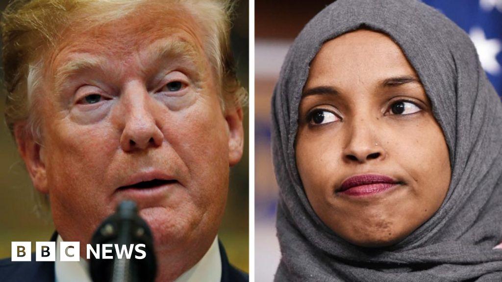 Omar: Trump tweet sparks more death threats