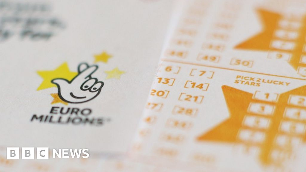 EuroMillions: Jackpot of more than £111m won by UK ticket holder - BBC News