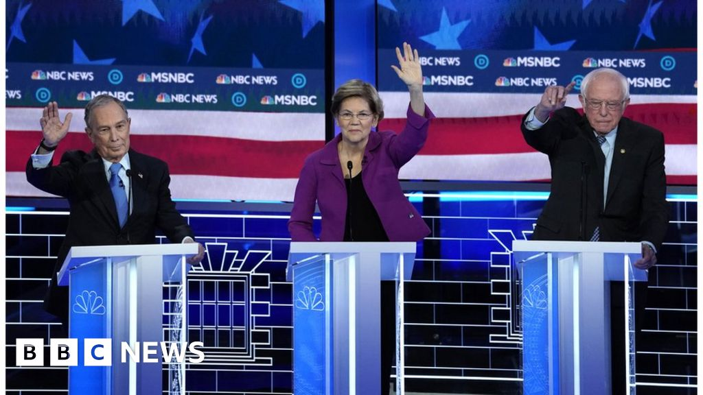 Democratic debate: Bloomberg competitors line up to attack a billionaire