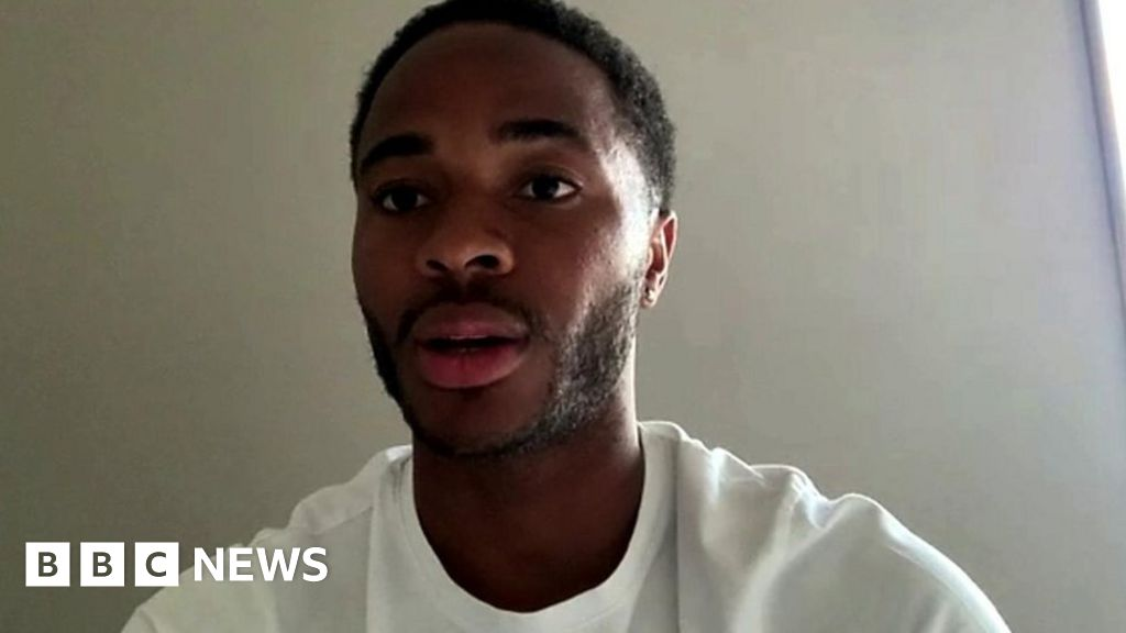 Raheem Sterling: Only disease right now is the racism we're fighting' thumbnail