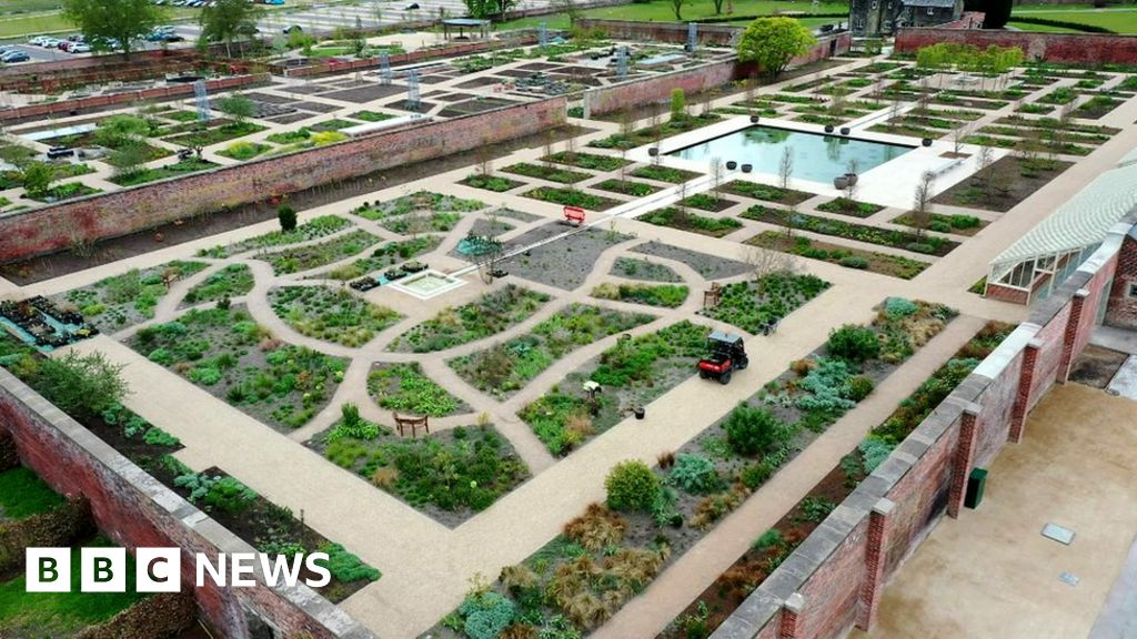 RHS Bridgewater: Europe's 'biggest horticultural project' opens