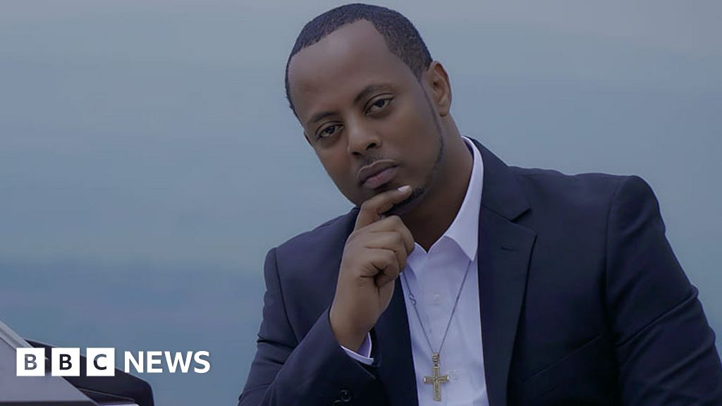 The gospel singer who died in a police cell
