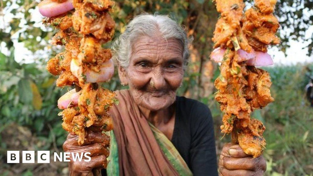 Mastanamma India Youtube Chef Granny Dies At 107 Bbc News