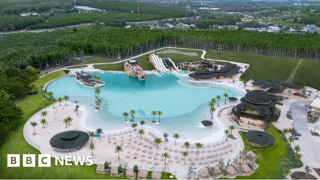 British boy, three, dies at water park in Thailand