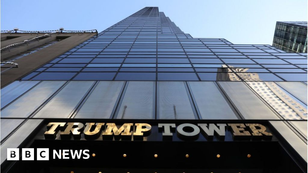 Trump's tower in Moscow that never was