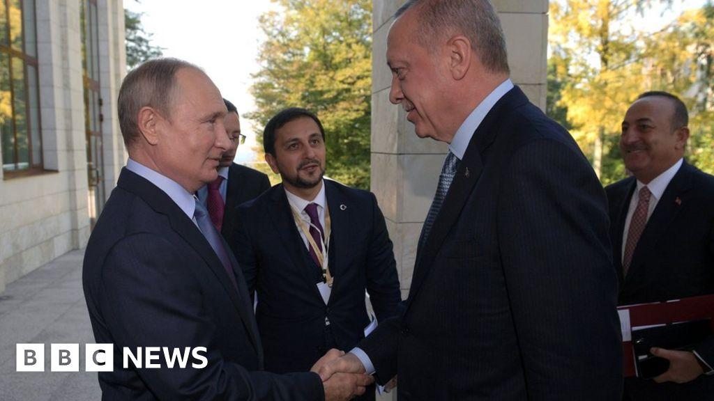 Turkey Syria offensive: Erdogan and Putin strike deal over Kurds