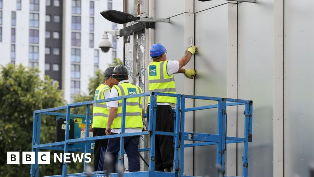 Grenfell: Government defeated on fire safety costs plan