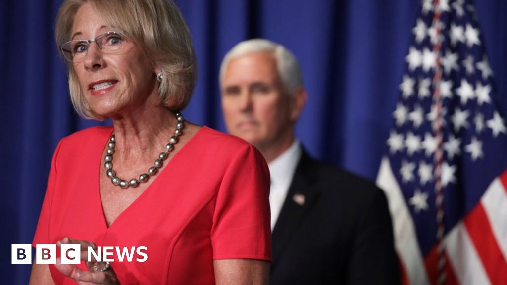 Theranos: DeVos family 'misled' before investing $100m