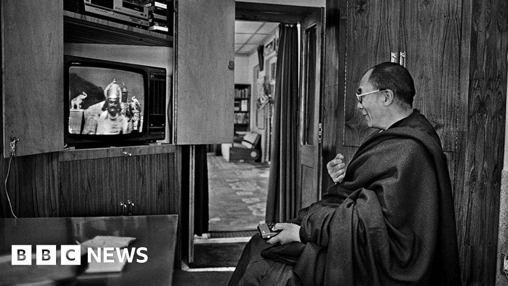 A glimpse into the private life of the Dalai Lama