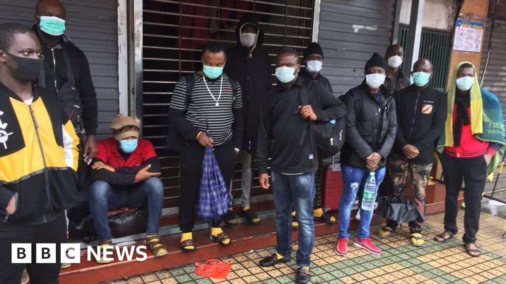Africans in China: in front of coronavirus discrimination