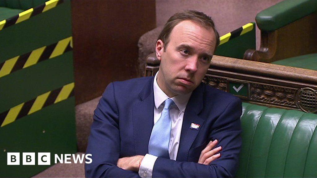 PMQs: Speaker warns Hancock for Commons behaviour thumbnail
