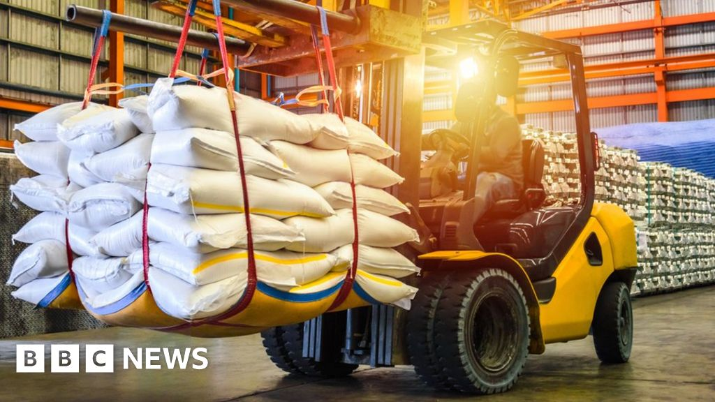 Factories rush to stockpile for Brexit