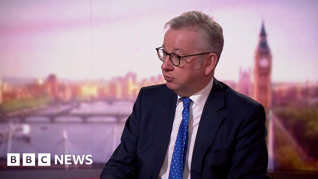 Brexit: Door 'still ajar' for EU trade talks, says Gove