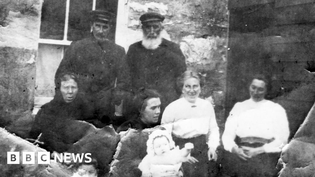 Why Shetland's empty islands were abandoned