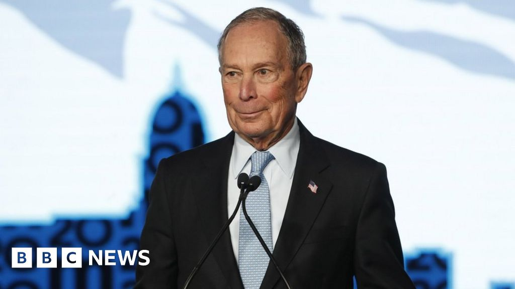 Michael Bloomberg to release female employees from gag orders thumbnail