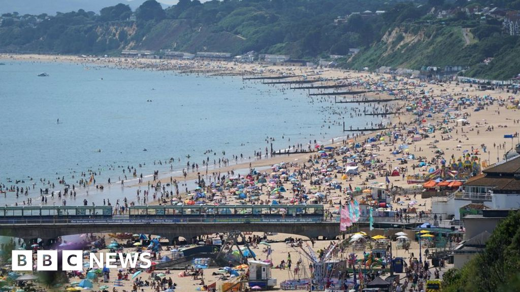 Bournemouth beach rape: Boy released without charge