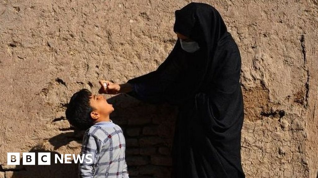 Afghanistan polio: UN plans nationwide vaccine campaign