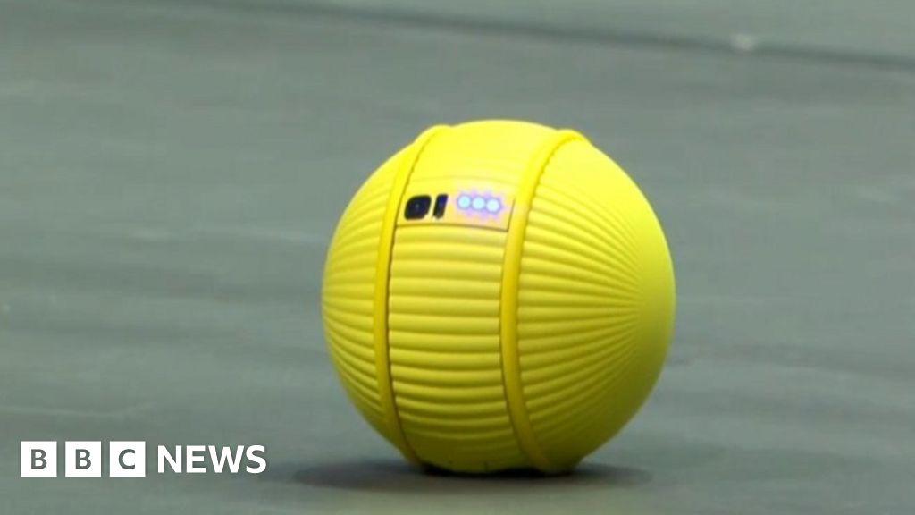 CES 2020: Samsung shows Ballie bot that follows you