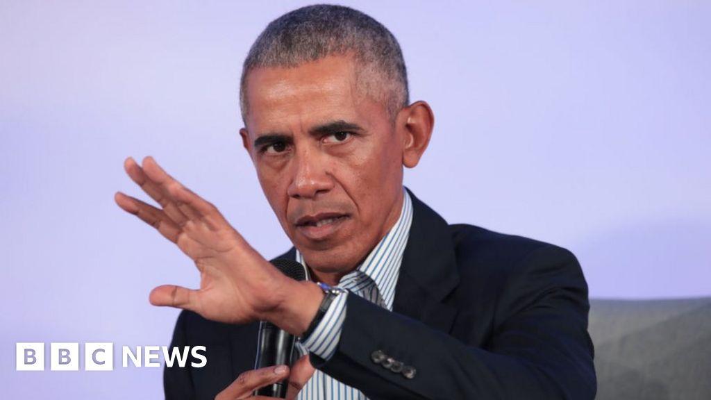 Obama calls US virus response 'chaotic disaster' thumbnail